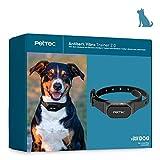 PetTec Trainingshilfe für Hunde   Trainingsimpuls mit Vibration   akkubetrieben & witterungsbeständig   Hilft sanft & schmerzfrei bei starkem Hundebellen